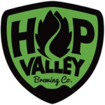hop valley brewing logo