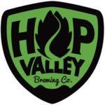 hop valley brewing logo