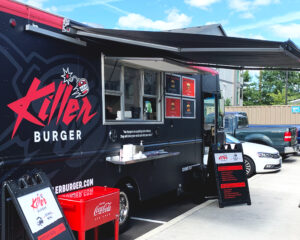 killer burger truck